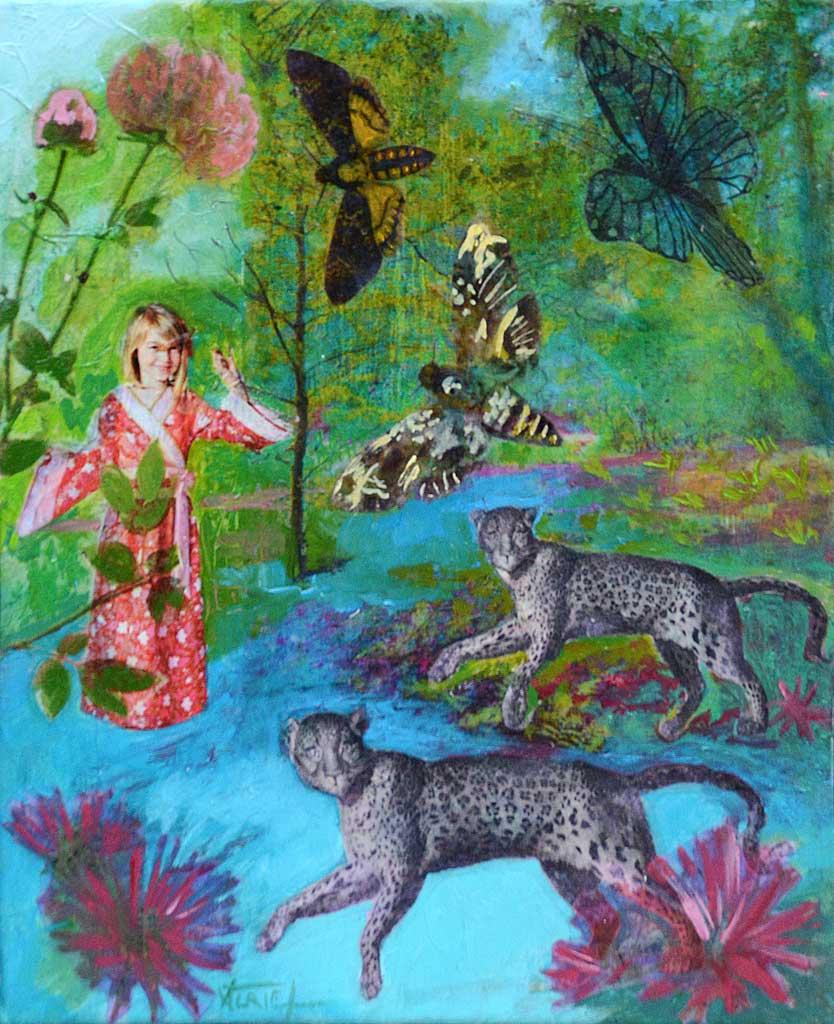 Les papillons de nuit de Valérie Auriel
