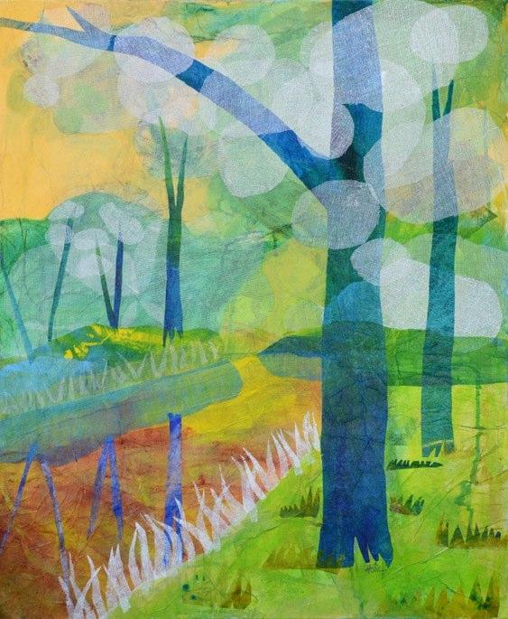 Petites rivières de Valérie Auriel