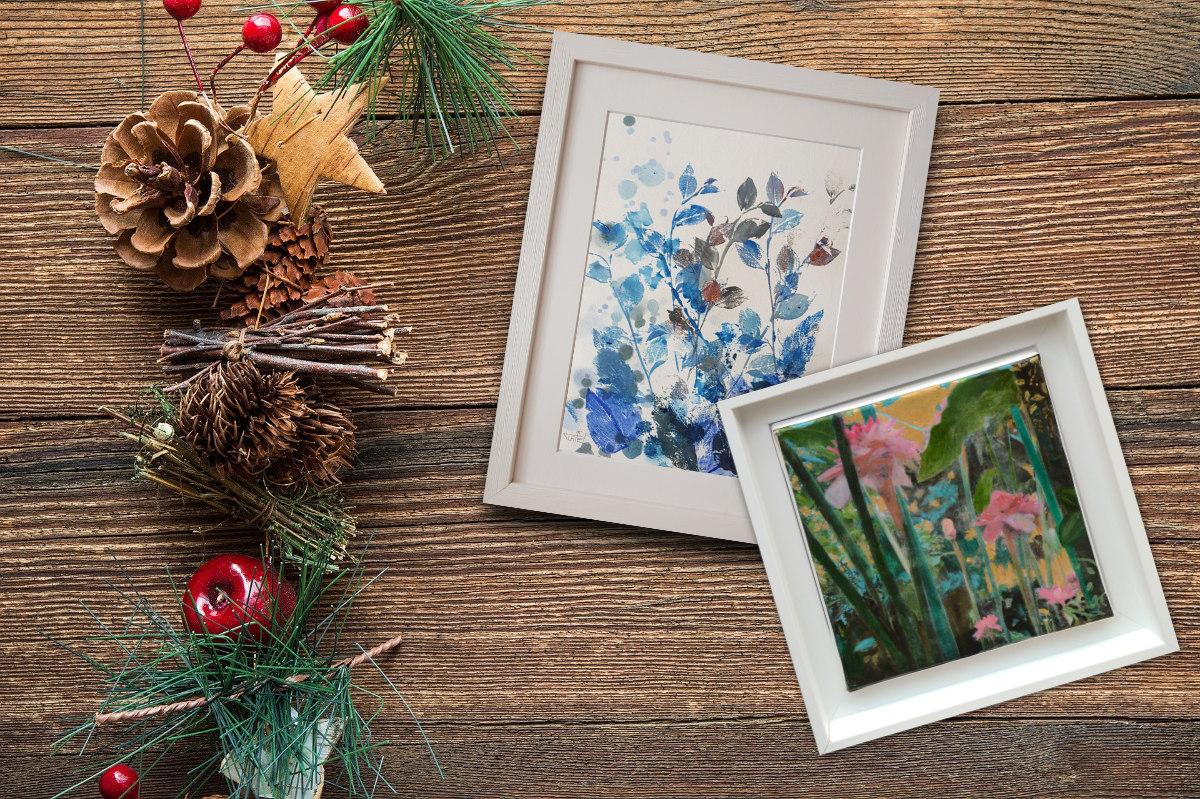 Des cadeaux arty pour Noël !