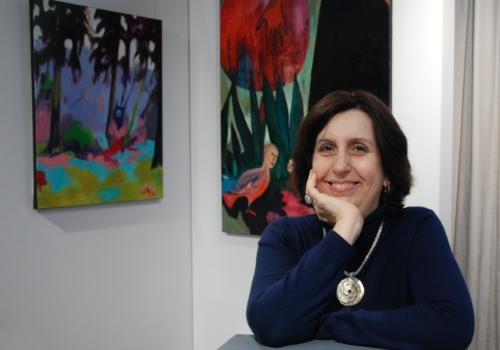 Exposition de Valérie Auriel à l'Atelier Pièce Unique