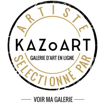 Artiste sélectionnée par Kazoart