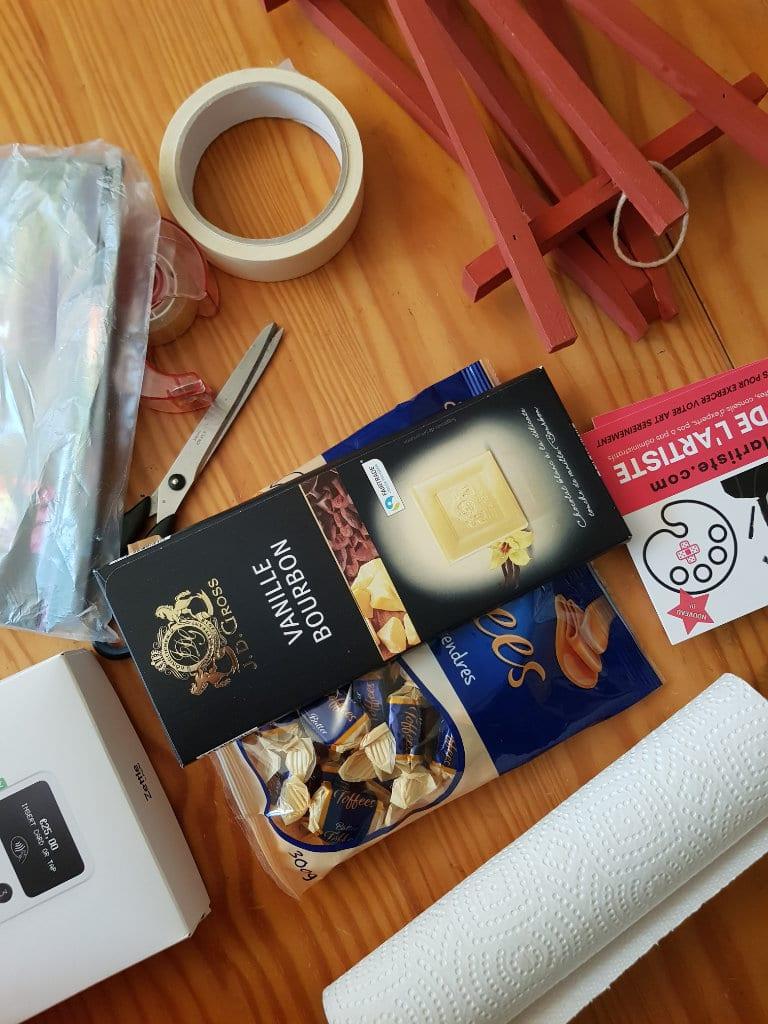 préparatifs, marché de l\'art, saint-germain-en-laye